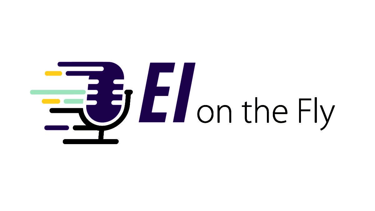 EI on the Fly Logo
